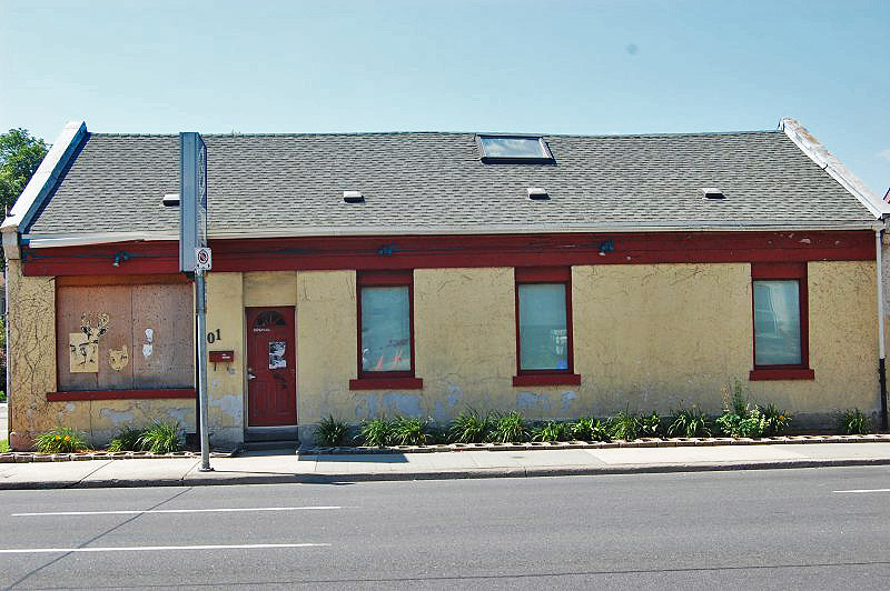 Commercial Painting Photos In Ontario Canada